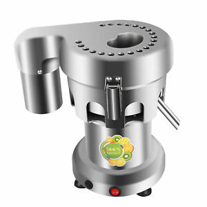 Heavy Duty Commercial Juicer Stainless Steel Juice Extractor Wf a3000 Fruit