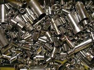 S K Wayne Sockets Sae Metric 1 4 Drive Assorted Sizes Types Pick And Mix