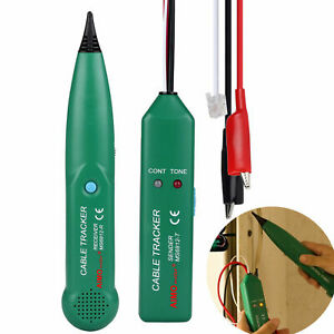 Telephone Network Tester Phone Network Cable Wire Line Toner New Quality