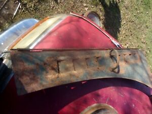 1946 41 Chevy Gmc Hood Side Truck Pickup 46 1941 42 1945 Chevrolet 43 44 45