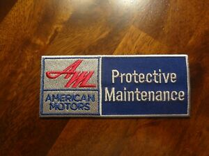 New Am American Motors Protective Maintenance Patch Amx Javelin Last One