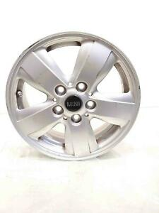 2014 2015 2016 2017 2018 2019 Mini Cooper Alloy Wheel Oem Rim 15 Tpms no Tire
