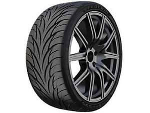 2 New 275 40r17 Federal Ss 595 Tires 275 40 17 2754017