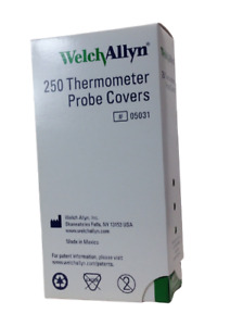 Welch Allyn Thermometer Probe Covers 250 box
