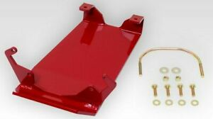 Rancho Rs6242 Red Rear Dana 44 Differential Glide Plate For Jeep Wrangler Jk