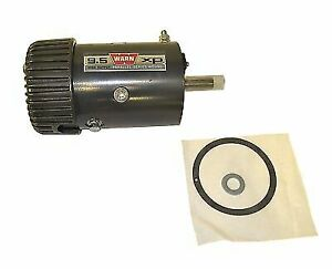 Warn 68608 Replacement Parts For 9 5xp Winch Motor