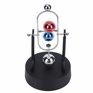 Magnetic Perpetual Motion Toy Science Psychology Home Office Desk Decoration Toy
