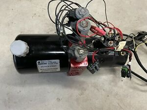 Blizzard Snow Plow Pump For 8000lt 7600lt Straight Plow Part 48296 Used