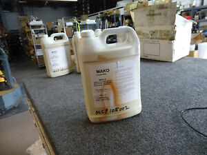 1 Gallon Mako s Synthetic Lubricant Oil For Breathing Air Compressor 005105 00