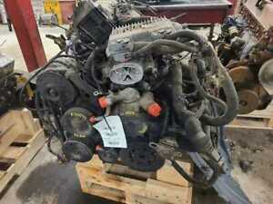 Engine transmission Assembly W ecm Wiring 8 350 5 7l Fits 1996 Caprice Ss 735437