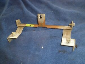 1967 1968 Ford Mustang Cougar Floor Console Rear Radio Support Bracket 67 68 R