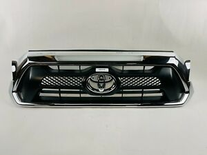 2012 2013 2014 2015 Toyota Tacoma Grill Grille Oem