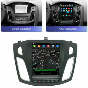 For 2012 2017 Ford Focus 9 7 Android 10 1 Stereo Radio Gps Navigation 2gb 32gb