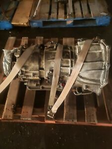 01 02 Silverado 2500 3500 8 1l 4x4 5 Speed At Complete Transmission Tested Oem