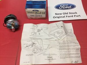 Nos Ford Mustang Under Hood Or Trunk Light