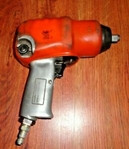 Matco Tools Mt1758th 1 2 Air Impact Wrench With Red Boot