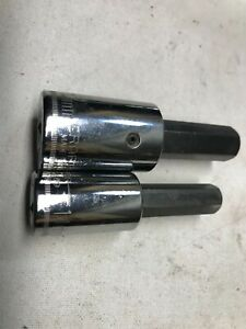 Craftsman 1 2 Drive Metric Hex Sockets 14mm And 17mm