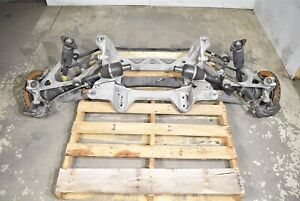 05 08 Corvette C6 Rear Independent Suspension With Cradle Control Arms Aa6672