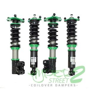Rev9 Power Hyper Street 2 Coilovers Suspension Kit For 97 01 Mitsubishi Mirage