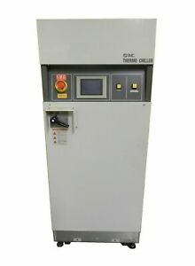Smc Inr 497 001b Dual Channel Recirculating Chiller Thermo Chiller Galden Tested