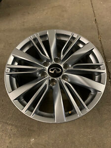 Infiniti Qx80 2018 2019 20 Oem Wheel Rim Used