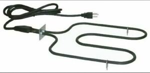 Brinkmann Round Vertical Smoker Electric Heating Element Replacement 116 7000 0