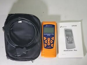 Actron Auto Scanner Plus Model Cp9180 Obd Ii Diagnostic Code Reader