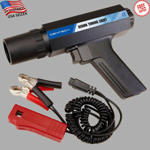 Timing Light Gun Xenon Professional Engine Motor Automotive Tune Up Tool New