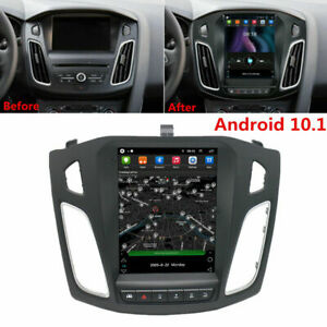 For 2012 17 Ford Focus 9 7 Android 9 1 Car Stereo Player Radio Gps Navigation