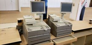 Sears Cash Registers Ibm Surepos 700 W receipt Printer lot Of 4