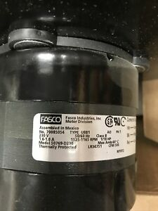 Fasco 50769 d230 320 To 1000 Cfm Centrifugal Blower Assembly
