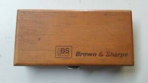 Brown And Sharpe Bestest Dial Indicator And Accessories