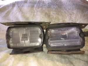 Marchal 750 759 Fog Lights 1992 Lincoln Mark Vii Pair