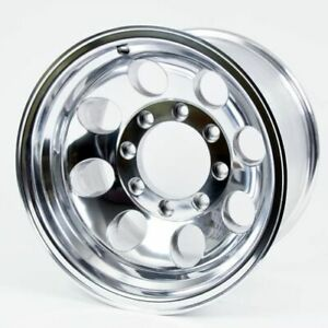 Pro Comp Wheel 1069 7970 Series 1069 17x9 8 On 170 Bolt Pattern Polished New