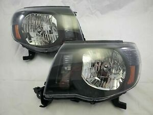 2005 2011 Toyota Tacoma Complete Direct Replacement Headlight Set