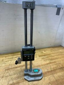 Mitutoyo Corp 0 12 0 300mm Digital Height Gage Code 192 630