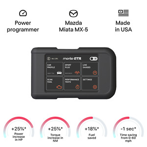Mazda Miata Mx 5 Chip Tuning Box Power Programmer Performance Tuner Obd2