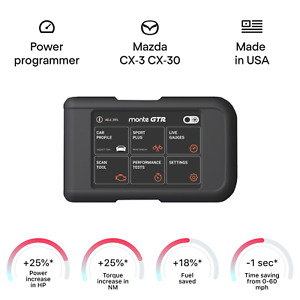 Mazda Cx 3 Cx 30 Smart Chip Tuning Box Power Programmer Performance Tuner Obd2