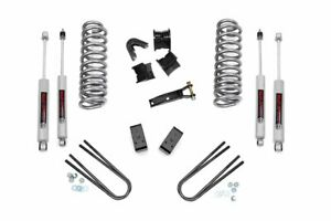 Rough Country 4 Lift Kit fits 1978 1979 Ford Bronco 4wd Suspension N3 Shocks