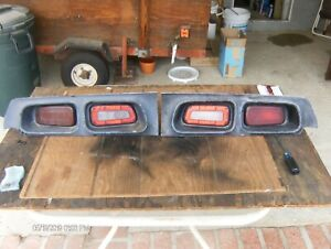 Mopar 1972 1973 1974 Dodge Challenger Tail Lights