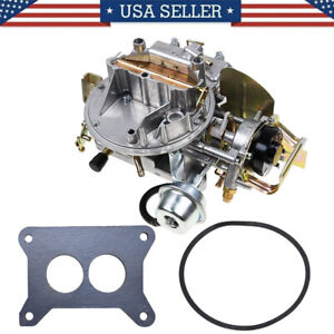2100 2 barrel Carburetor Carb For Ford F100 F250 F350 289 302 351 Cu Jeep Engine