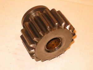 Saginaw 4 Speed Transmission Reverse Idler Gear Wt302 10a Good Used