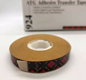Scotch 924 Atg Premium Adhesive Transfer Tape 1 2 X 36 Yd Roll
