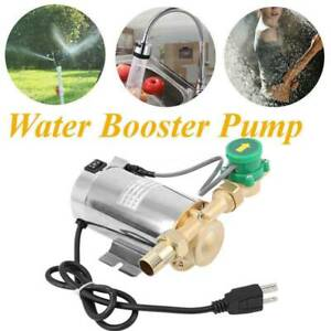 90w 110v Household Booster Pump Automatic Boost Water Pressure Pump For Shower