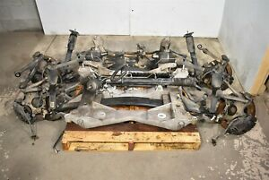 97 04 Corvette C5 Front And Rear Suspension Control Arms Brakes Aa6662