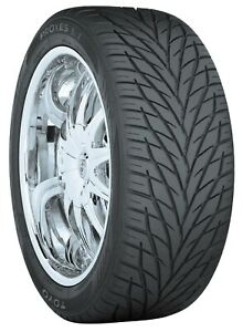 Toyo Proxes S T St 265 35 22 102w Tire Tires Passenger Performance Cars