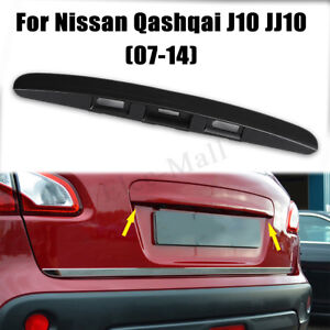 Fits For Nissan Qashqai J10 2007 2014 Rear Tailgate Boot Handle Door Cover G