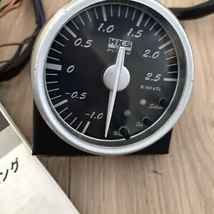 Hks Boost Gauge 2 5 Electronic Jdm