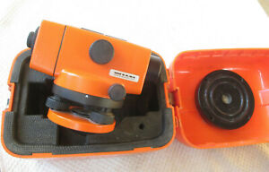 Wild Heerbrugg Na0 Automatic Surveying Survey Level With Case