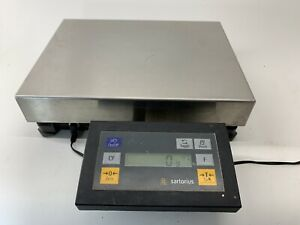 Sartorius Eb6dce l Max 6kg Industrial Lab Scale Tested And Works